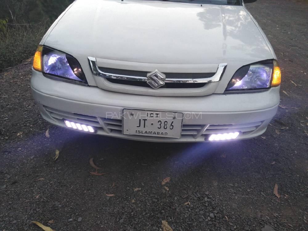 Suzuki Cultus 2005 Image-1