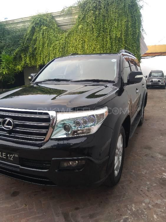 Toyota Land Cruiser AX G Selection 2010 Image-1