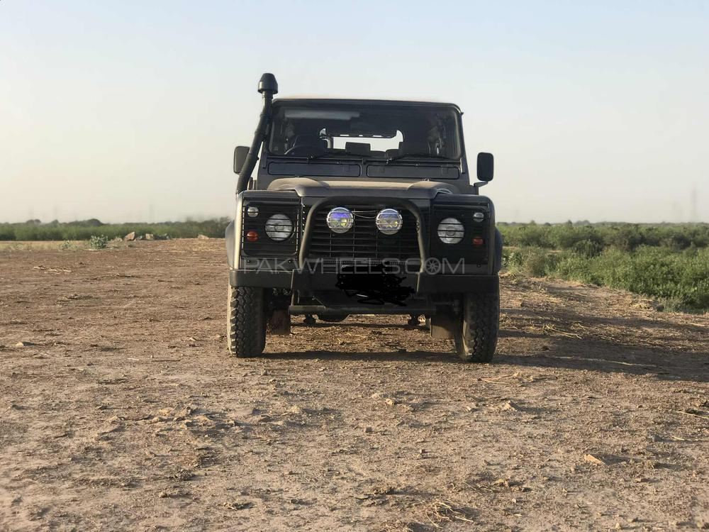 Land Rover Defender - 2006 Landy Image-1