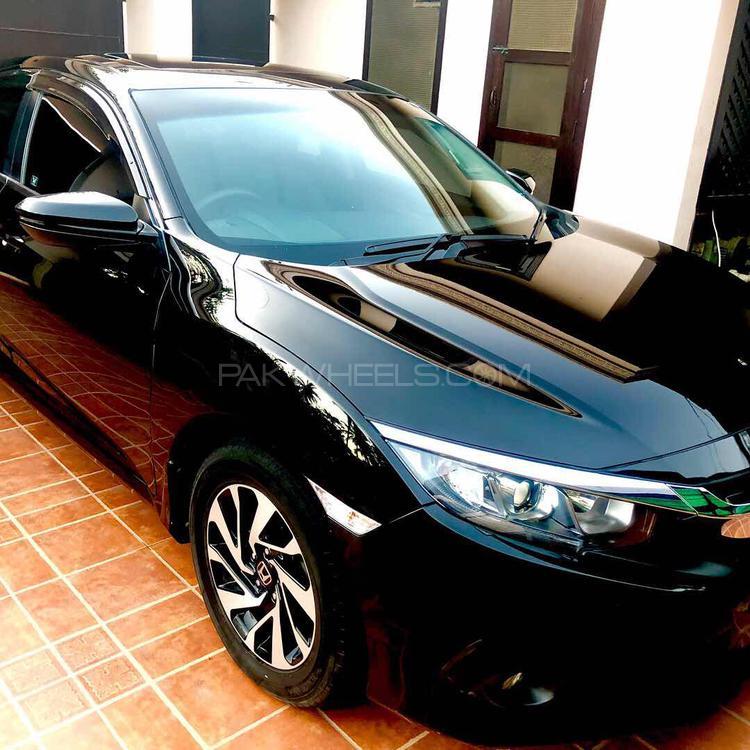 Honda Civic - 2016 Civic Vti Oriel 2016 Image-1