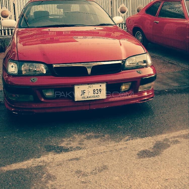 Toyota Carina - 1996  Image-1