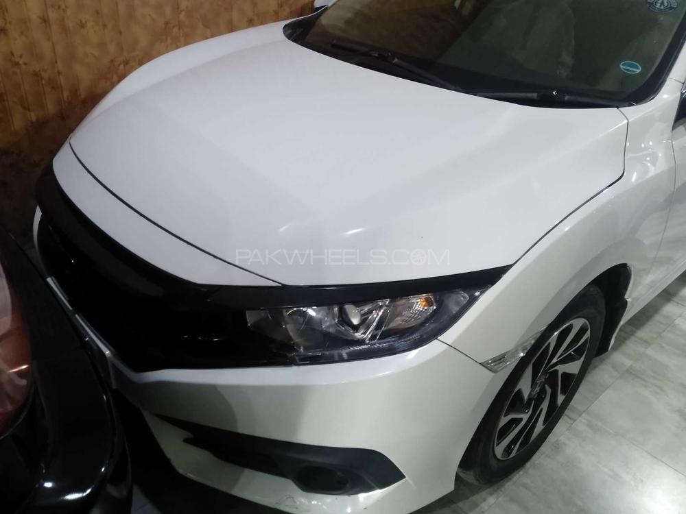 Honda Civic 1.5 RS Turbo 2017 Image-1