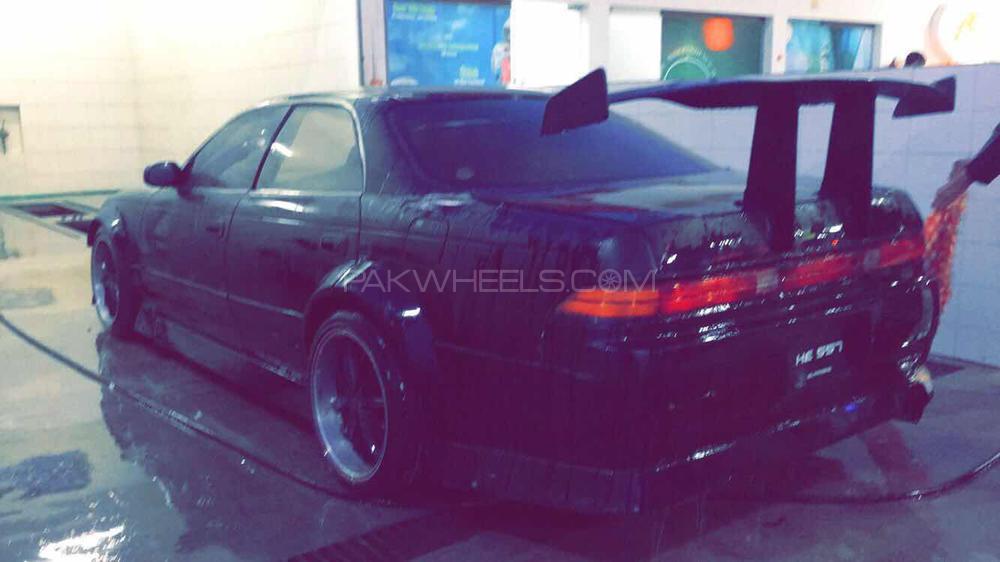 Toyota Mark II - 1995 aasim Image-1