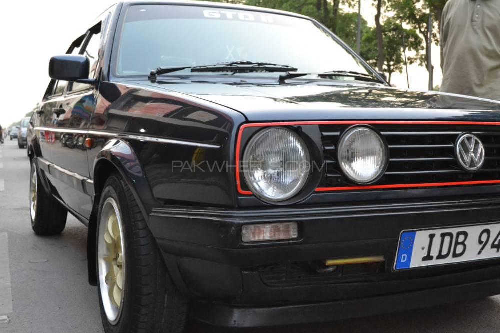 Volkswagen Golf 1989 Image-1