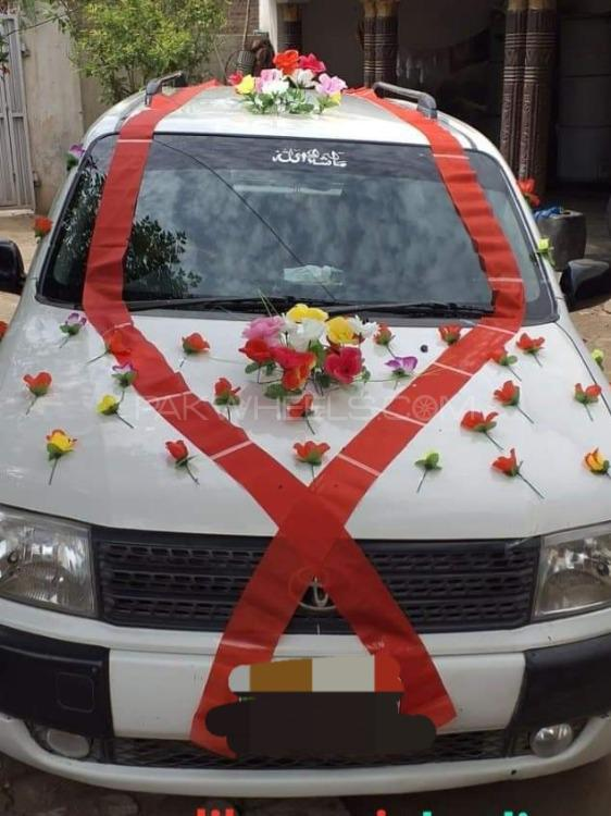 Toyota Probox F Extra Package Limited 2006 Image-1