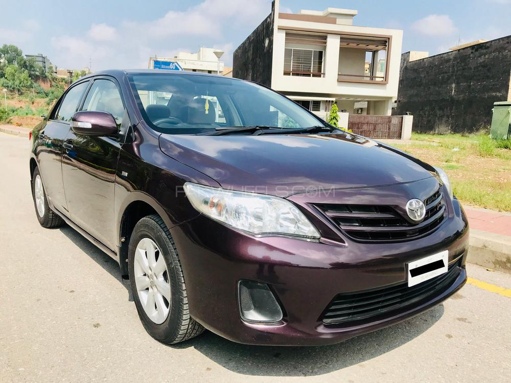 Toyota Corolla GLi 1.3 VVTi 2012 Image-1