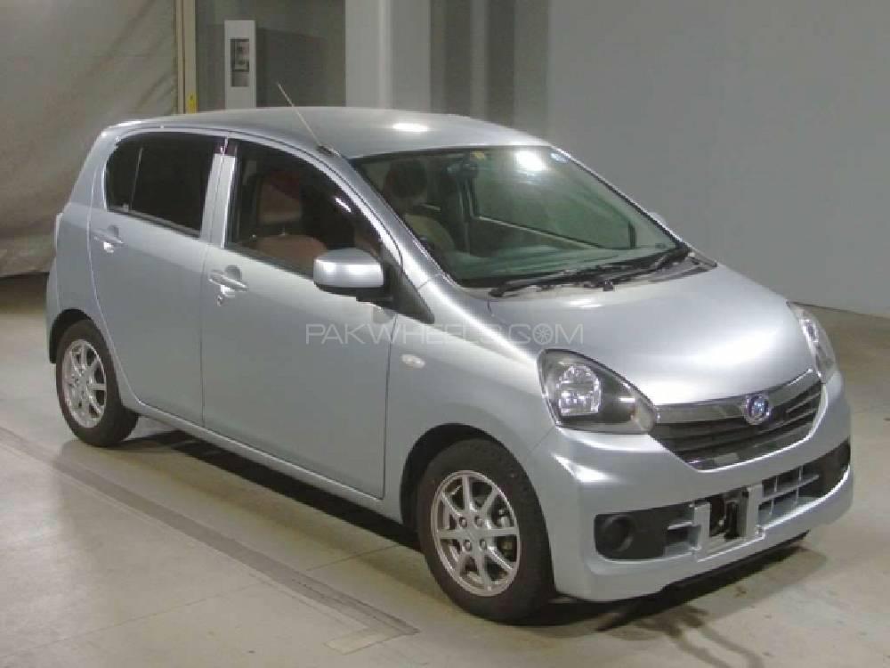 Daihatsu Mira X SA 2016 Image-1