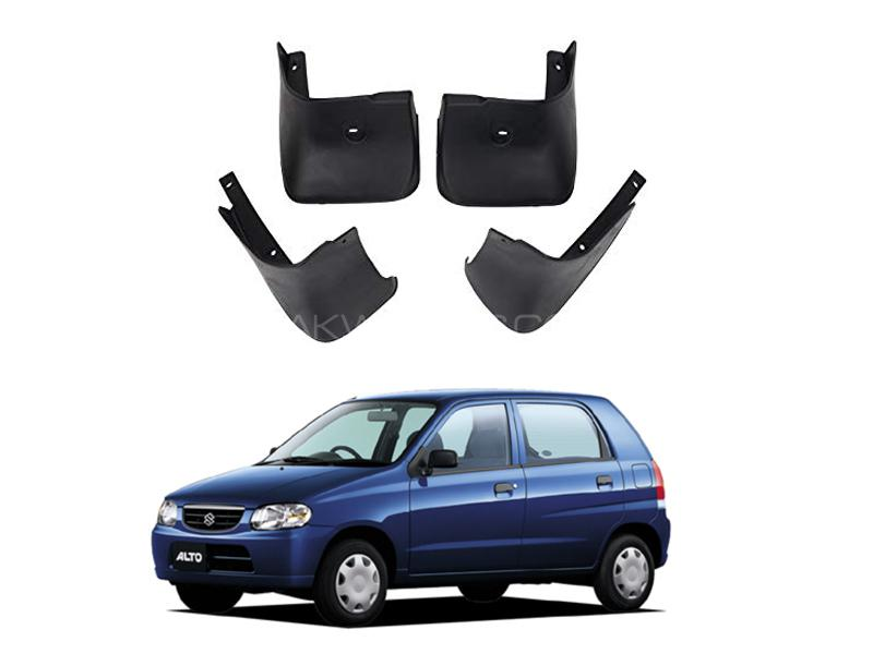 Suzuki Alto Mud Flap Set 4pcs 2000-2012 in Lahore