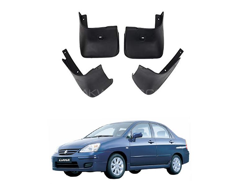 Suzuki Liana Mud Flap Set 4pcs 2006-2014 in Lahore