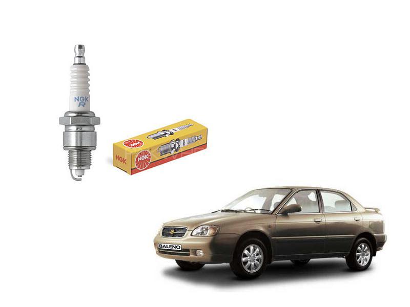 Spark Plug For Suzuki Baleno 1Pc 1998-2005 Image-1