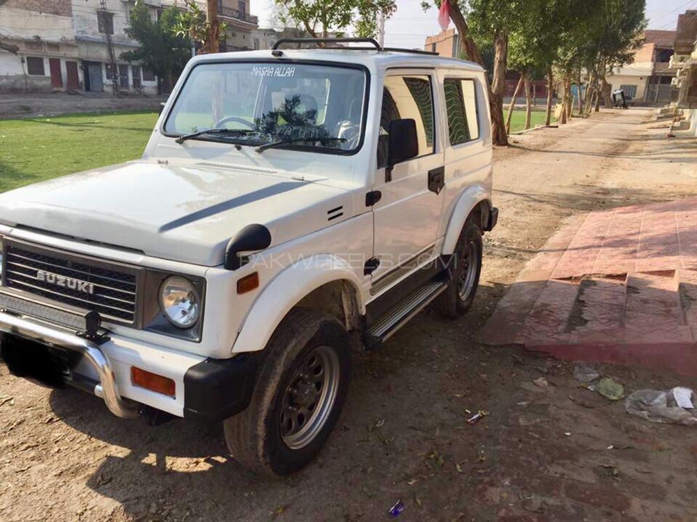 Suzuki Samuari 1990 Image-1