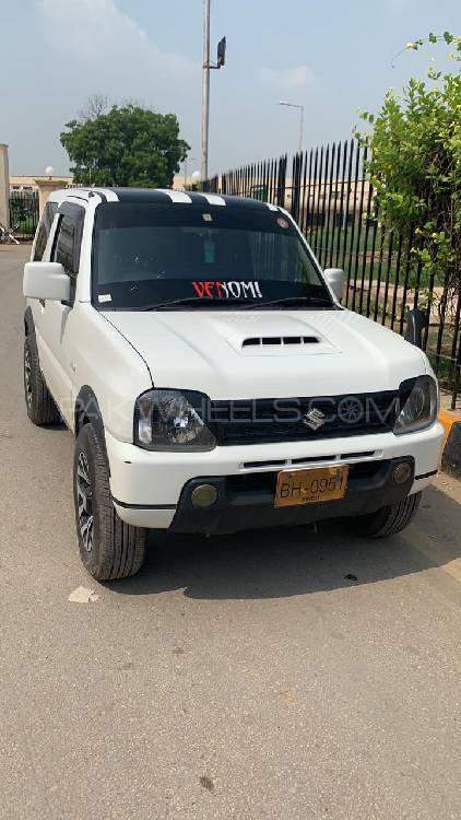 Suzuki Jimny 2013 Image-1