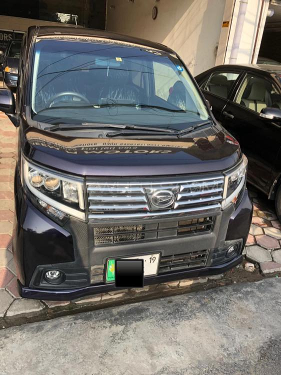 Daihatsu Move Custom RS SA 2016 Image-1