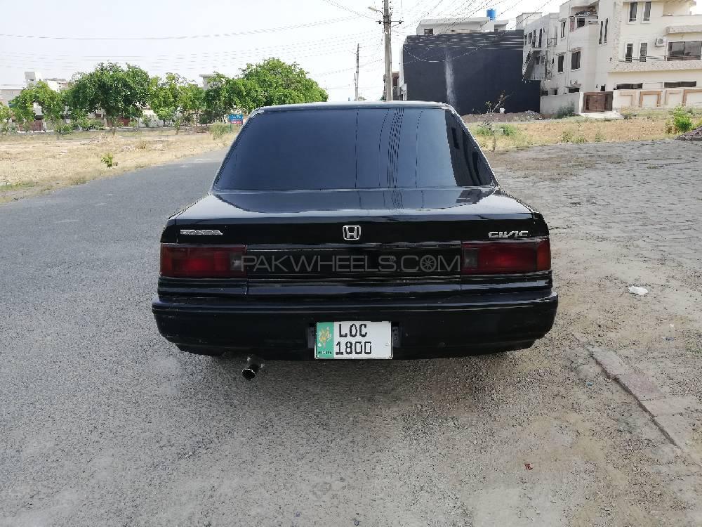 Honda Civic - 1988 Honda EF 1988 Image-1