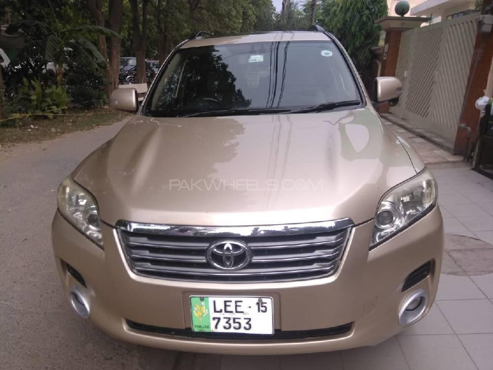Toyota Vanguard S G PACKAGE 2015 Image-1