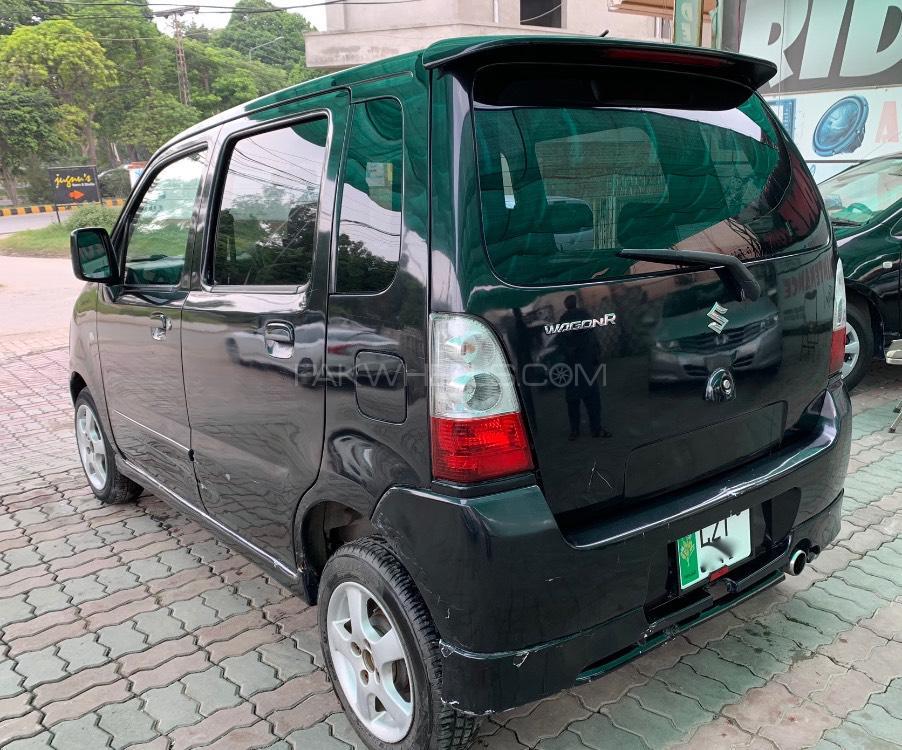 Suzuki Wagon R FX 2002 Image-1