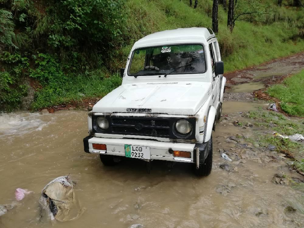 Suzuki Potohar 1992 Image-1