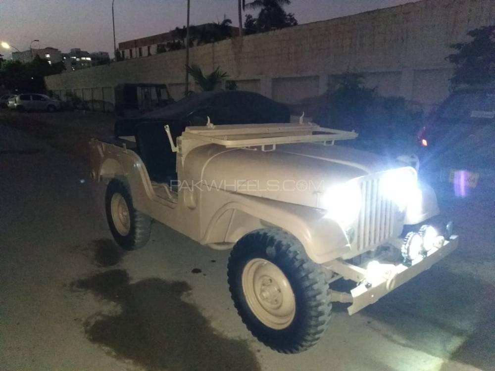 Jeep Other 1963 Image-1