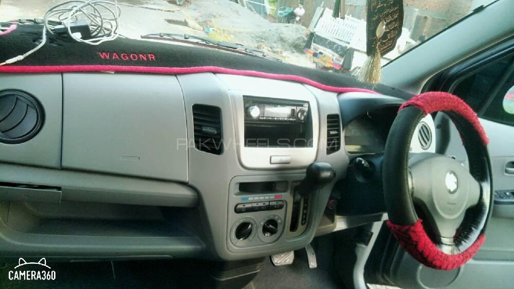 Suzuki Wagon R FX-S Limited 2011 Image-1