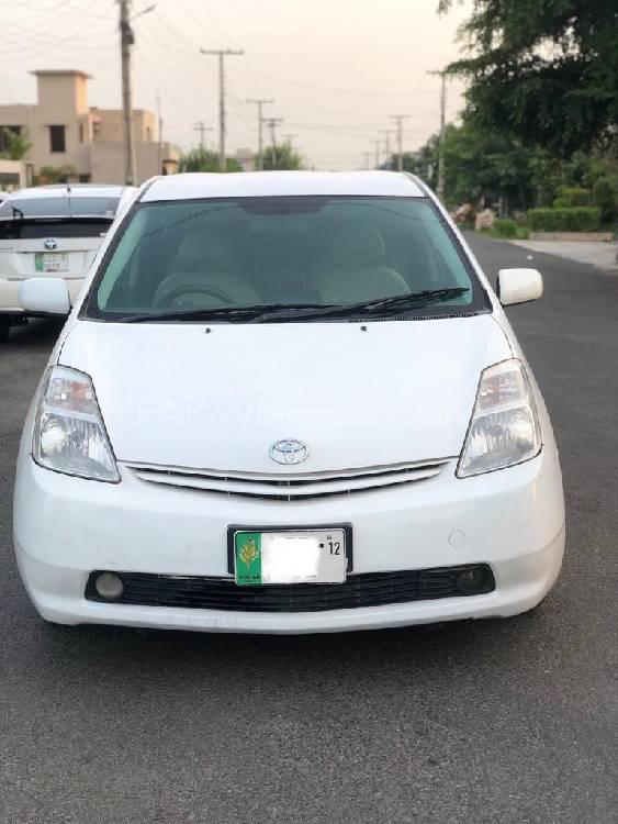 Toyota Prius G 1.5 2006 Image-1