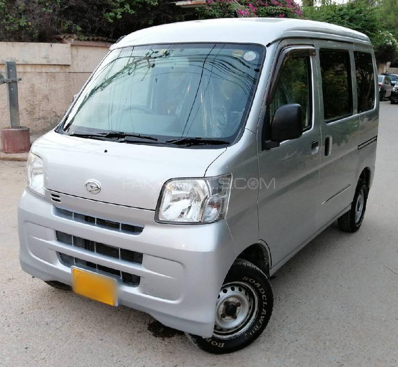 Daihatsu Hijet Cruise 2012 Image-1
