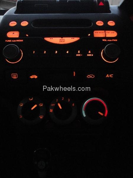 Honda Fit RS 2007 Image-4