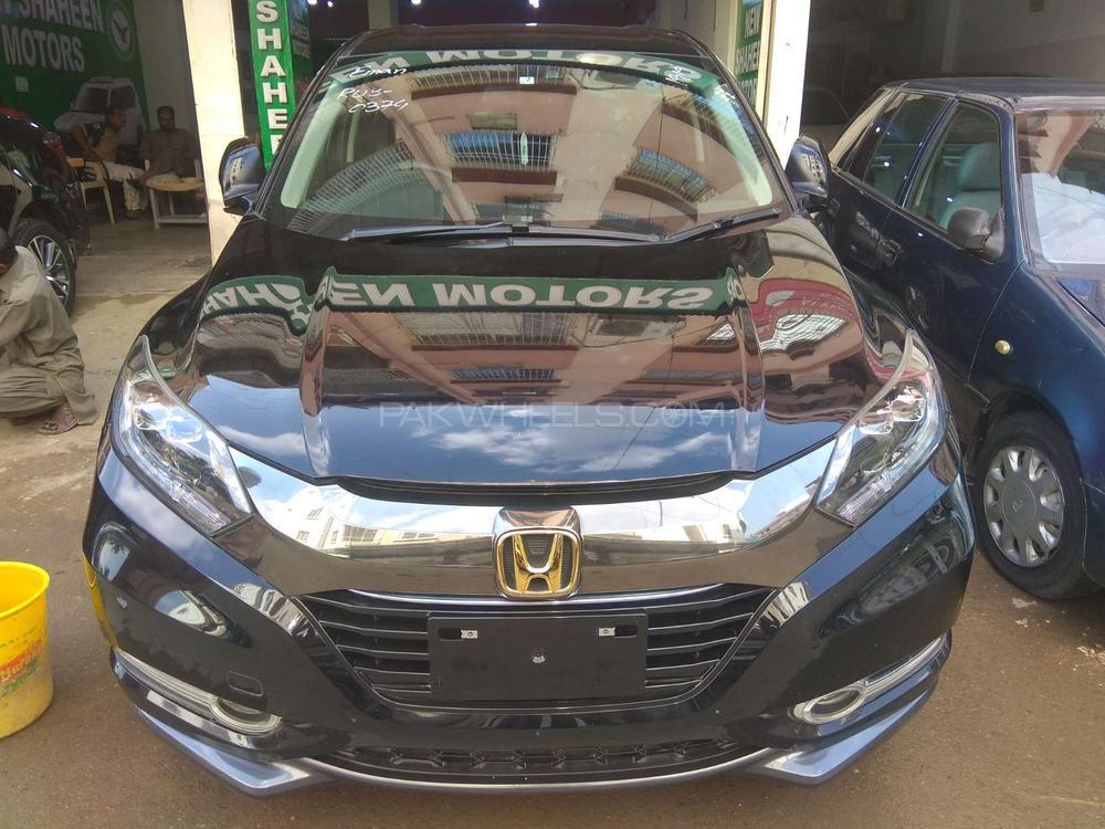 Honda Vezel Hybrid X 2017 Image-1