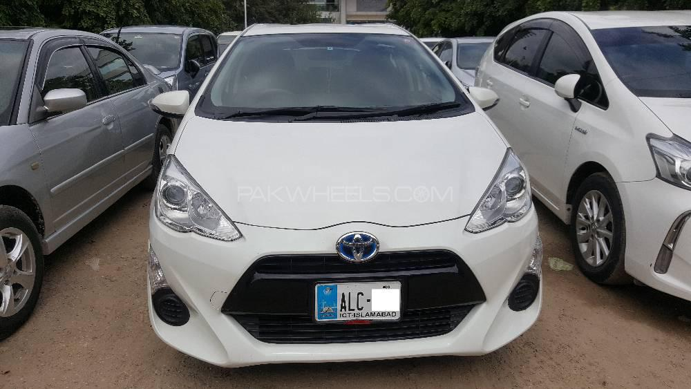 Toyota Aqua 2016 Image-1