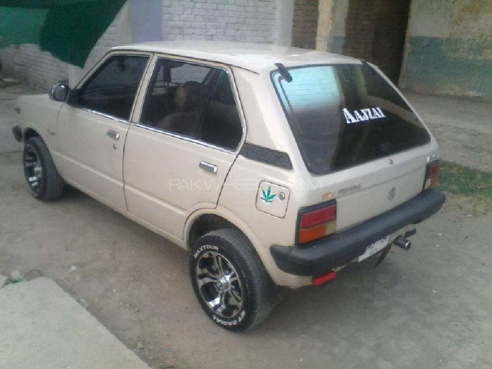 Suzuki FX GA 1983 Image-1