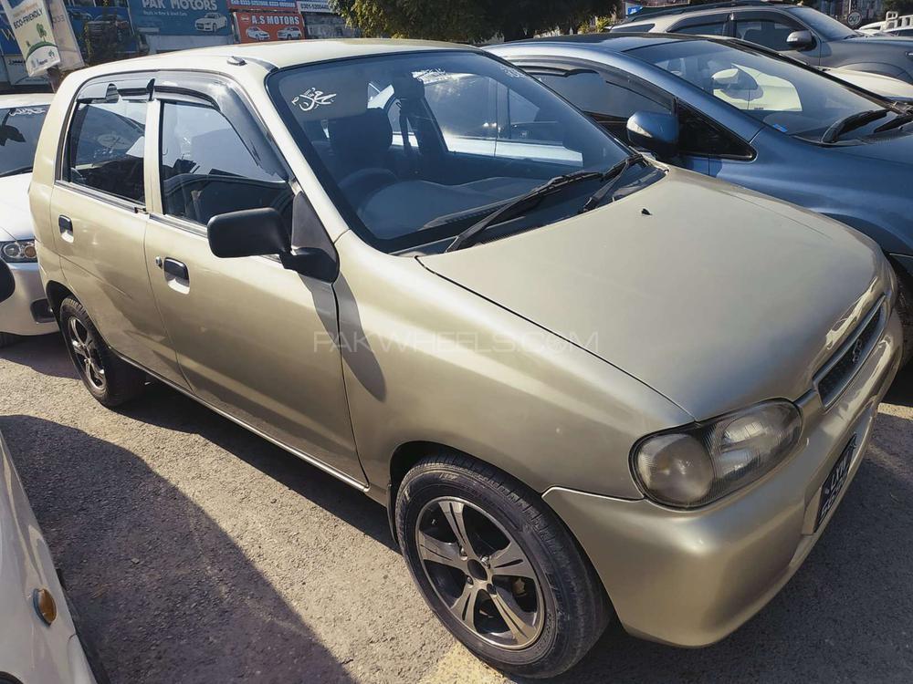 Suzuki Alto VX 2001 Image-1