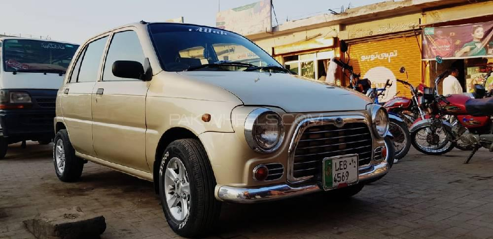 Daihatsu Cuore CX Automatic 2012 Image-1