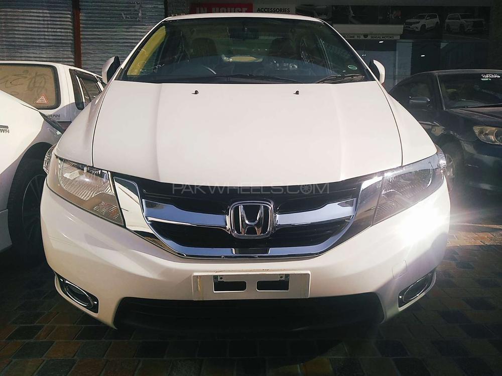 Honda City Aspire Prosmatec 1.5 i-VTEC 2019 Image-1