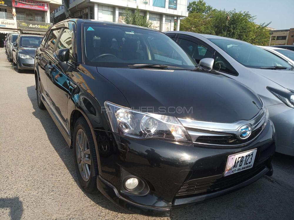 Toyota Corolla Fielder Hybrid G  WB  2014 Image-1