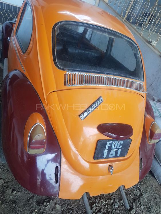 Volkswagen Beetle 1980 Image-1