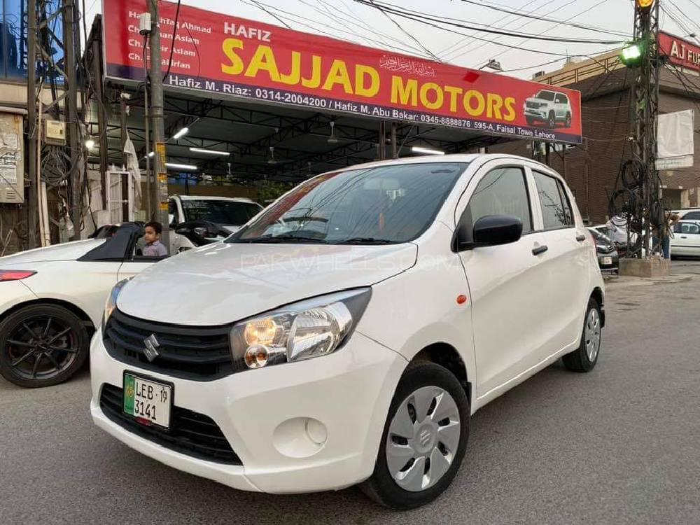 Suzuki Cultus VXR 2019 Image-1