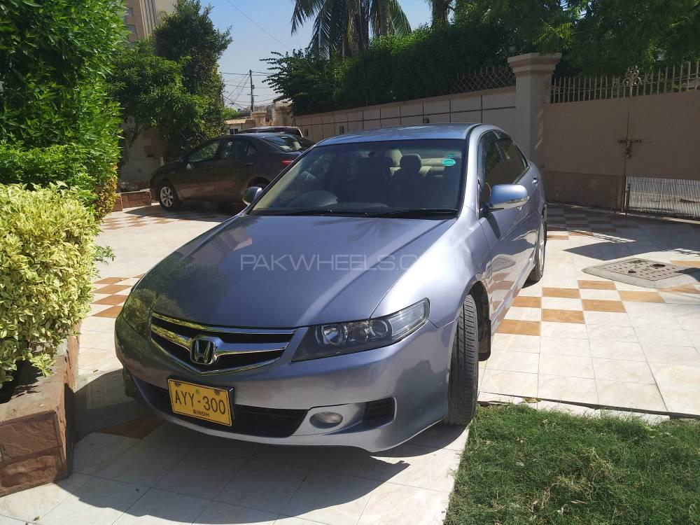 Honda Accord CL7 2006 Image-1