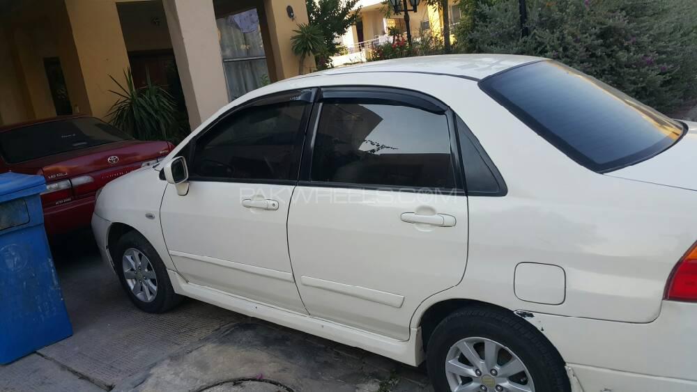 Suzuki Liana Eminent Automatic 2007 Image-1