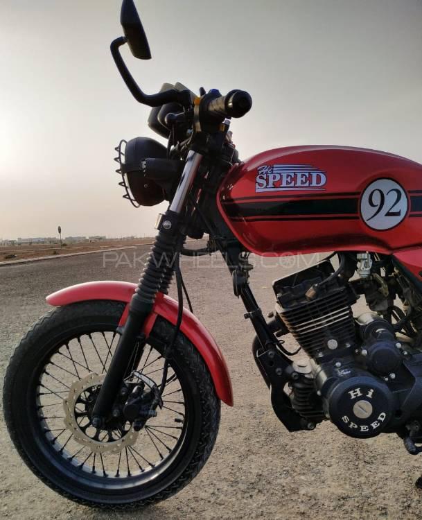 Hi Speed Infinity 150 2018 Image-1