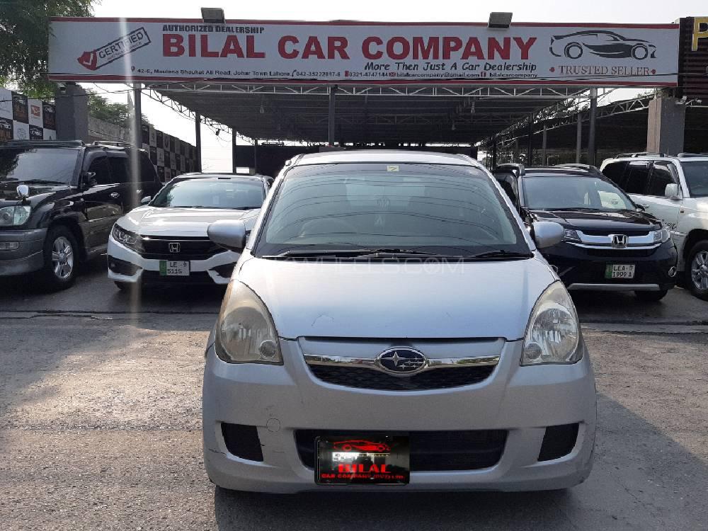 Subaru Pleo A 2011 Image-1