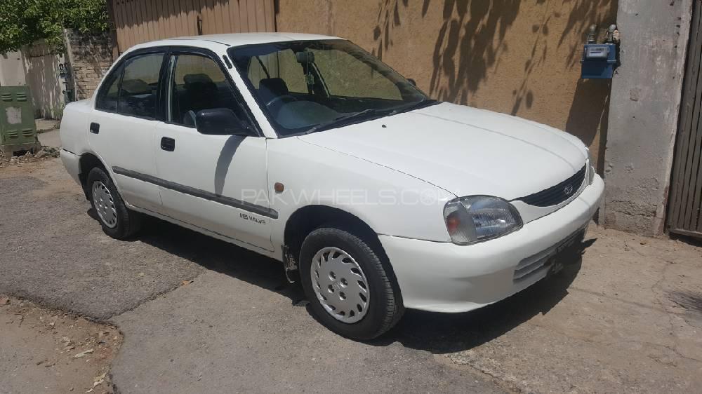Daihatsu Charade 1997 Image-1