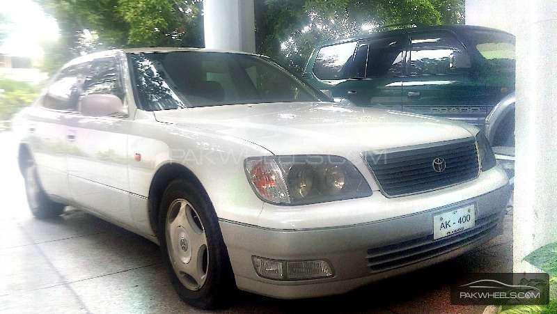 Lexus LS Series 1998 Image-1