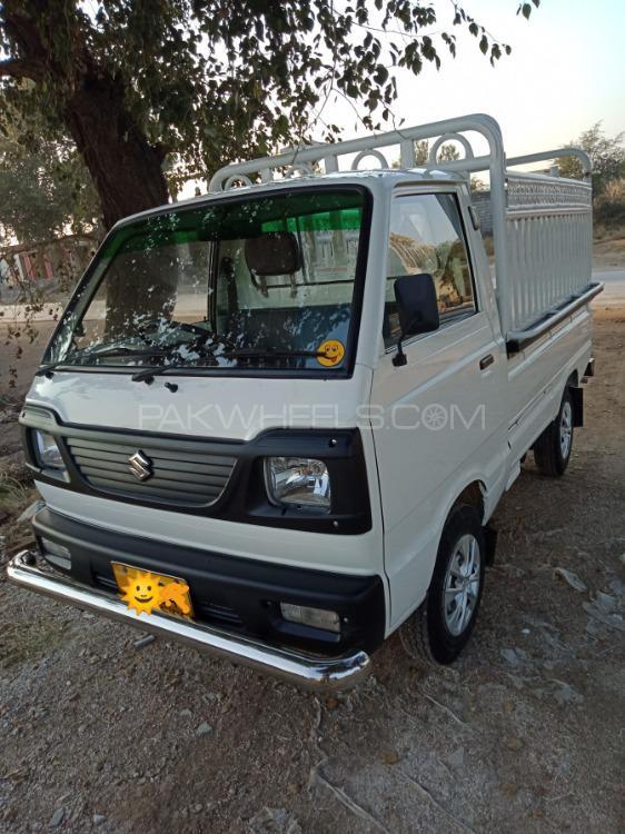 Suzuki Ravi 2017 Image-1