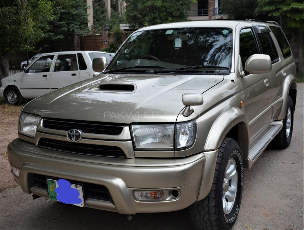Toyota Surf SSR-G 3.0D 2002 Image-1