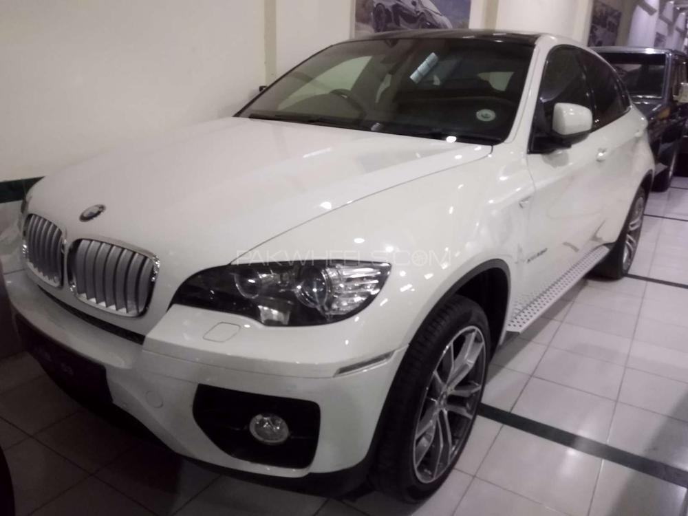 BMW X6 Series 35i 2008 Image-1