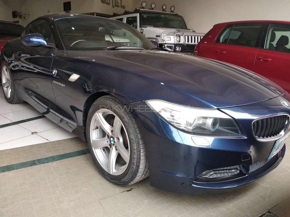 BMW Z4 2012 Image-1