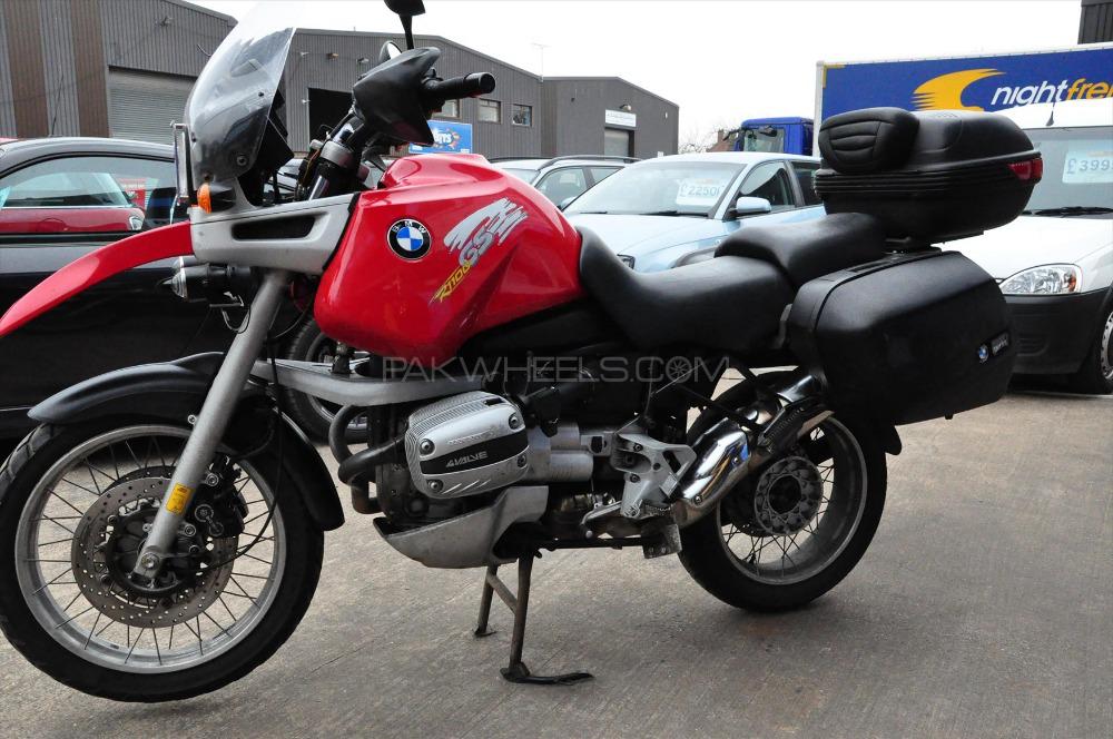 BMW R 1200 GS - 2012  Image-1