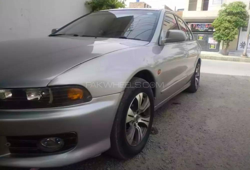 Mitsubishi Galant 1.8 VX 2002 Image-1
