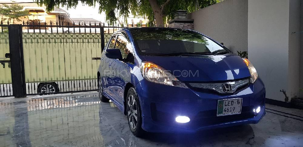 Honda Fit 1.5 Hybrid RS 2012 Image-1