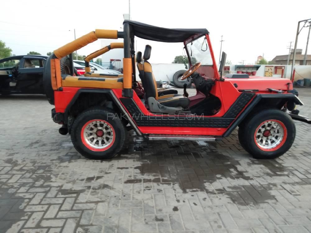 Jeep M 825 1988 Image-1