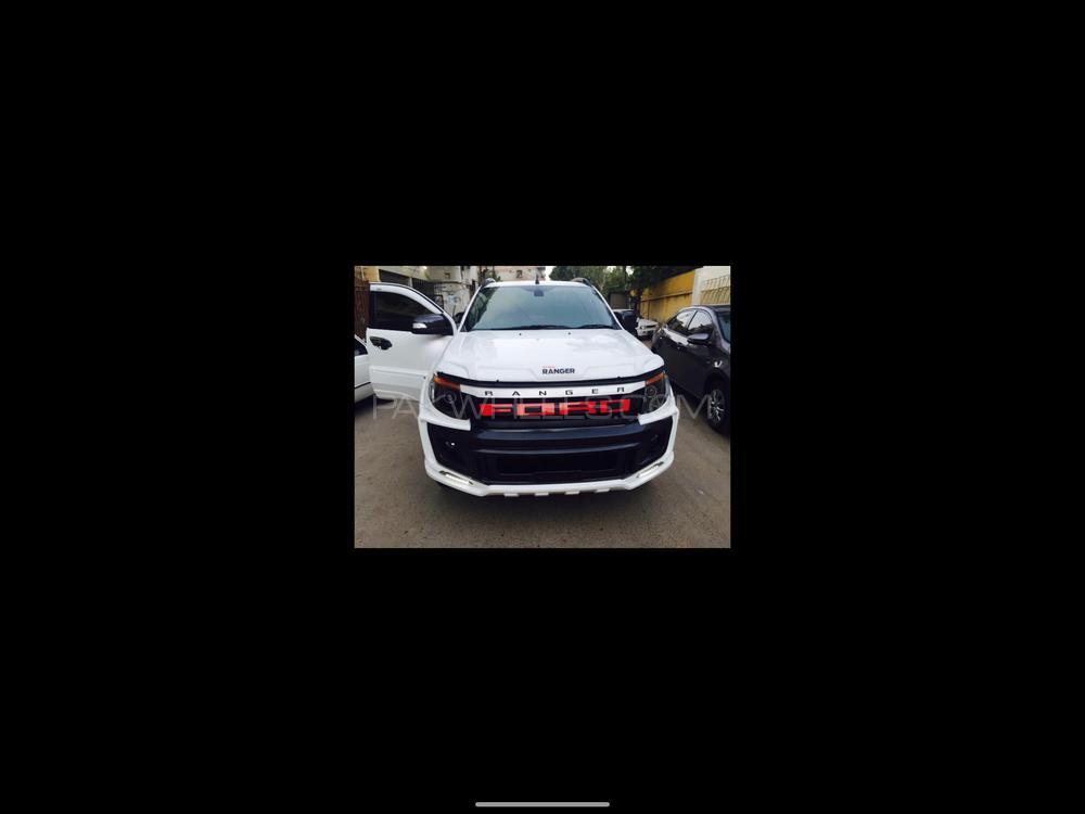 Ford Ranger 2012 Image-1
